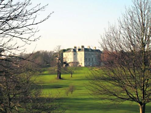 Beckenham Place Park, formerly the Norwood Sanatorium, 1905 – 1933