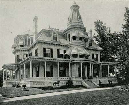 The Charles J. Douglas Sanatorium
