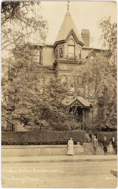 The Walter Baker Sanatorium
